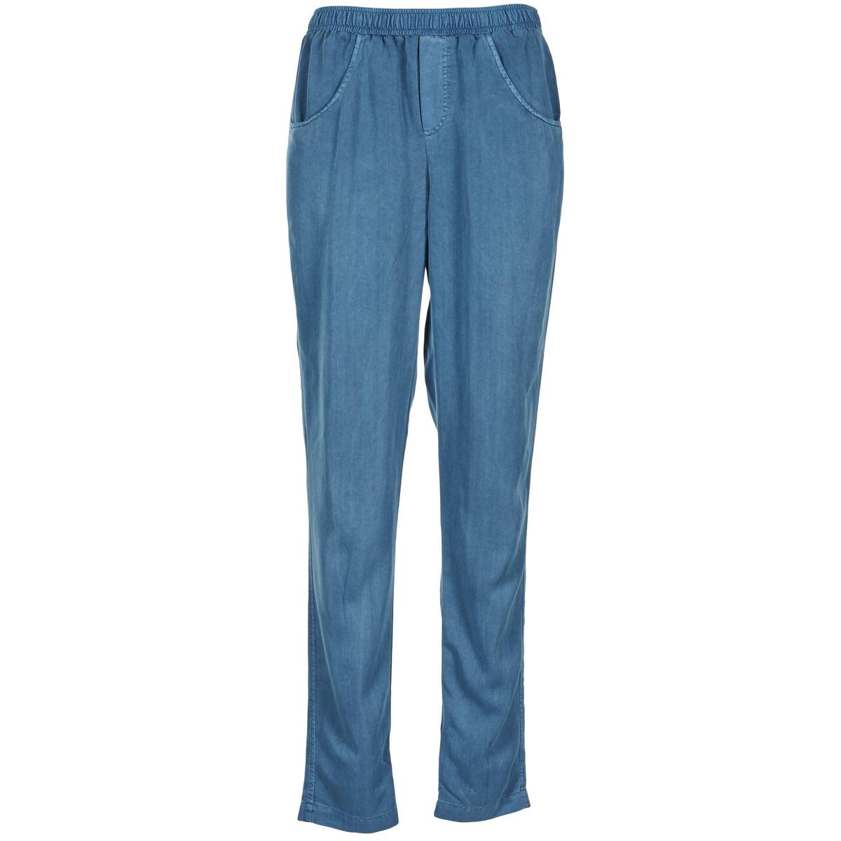 Pantalons fluides Vero Moda AMINA Bleu