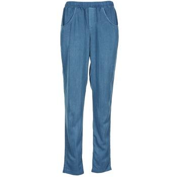 Pantalons fluides Vero Moda AMINA Bleu 350x350