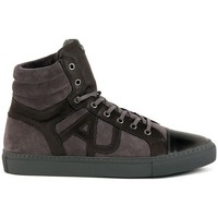 Chaussures Homme Baskets montantes Armani SNEAKER GREY  174,1