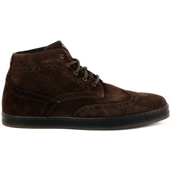 Chaussures Homme Boots Armani  Jeans ARMANI JEANS  ALLACCIATA  BROWN    192,5