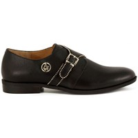 Derbies Armani SCARPA PIATTA  BLACK