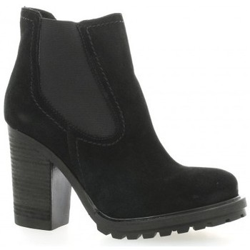 Boots Exit Boots cuir velours