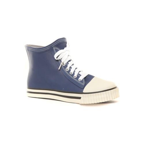 Chaussures Femme Baskets montantes Cassis Côte D'azur Cassis No Blues Baskets Bolero marine Bleu