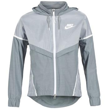 Vestes Nike TECH WINDRUNNER Gris 350x350