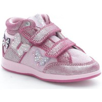 Chaussures Fille Baskets montantes Lelli Kelly 6200 Basket Fille Fuchsia Fuchsia