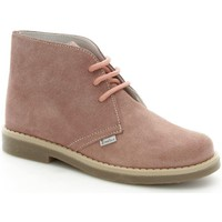 Chaussures Fille Boots Melania 6972 Chaussures de ville Fille Pink Pink