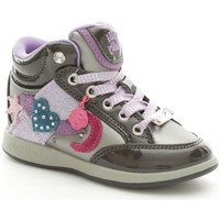 Chaussures Fille Baskets montantes Lelli Kelly 6916  Fille Grey Grey