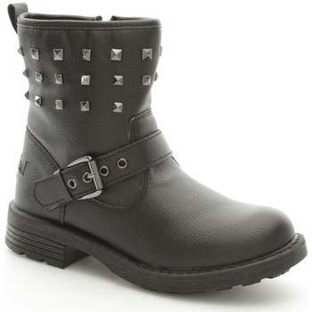 Chaussures Fille Boots Lelli Kelly 6392  Fille Black Black