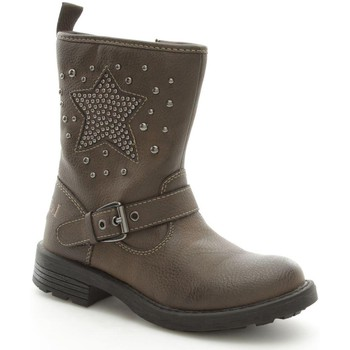 Chaussures Fille Boots Lelli Kelly 6396 Bottes et bottines Fille Brown Brown