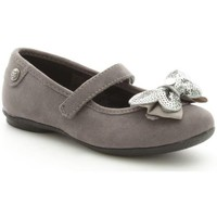 Chaussures Fille Ballerines / babies Lulu LuLù MILLY Ballerines et Mocassins Fille Grey Grey