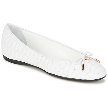 Chaussures Femme Ballerines / babies Roberto Cavalli XPS151-PN119 Blanc