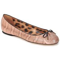 Chaussures Femme Ballerines / babies Roberto Cavalli XPS151-UB043 Rose