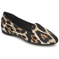 Chaussures Femme Ballerines / babies Roberto Cavalli XPS280-FLA41 Leopard