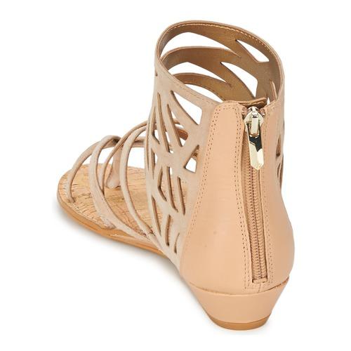 pieds Et Femme Sam MokaTaupe Chaussures Sandales Dana Nu Edelman uPkiXZ