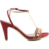 Chaussures Femme Sandales et Nu-pieds Angel Alarcon ANG ALARCON OPORTO ROUGE