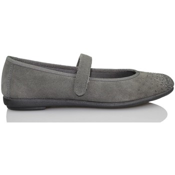Chaussures Fille Ballerines / babies Vulladi SERRAJE CAN GRIS