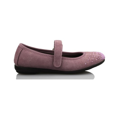 Chaussures Enfant Ballerines / babies Vulladi SERRAJE CAN ROSE