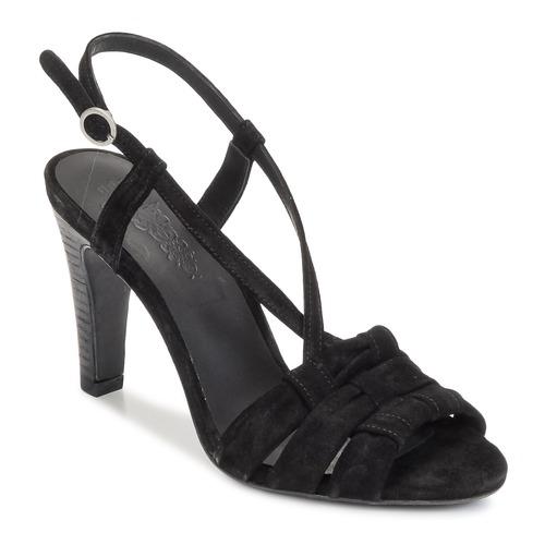 Chaussures Femme Sandales et Nu-pieds n.d.c. SOFIA Noir