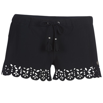 Vêtements Femme Shorts / Bermudas Banana Moon MEOW Noir