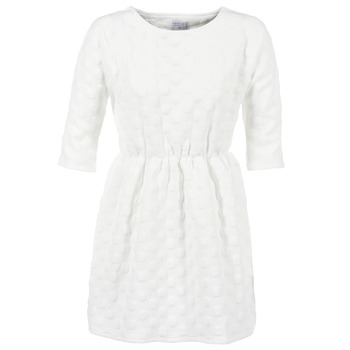 Vêtements Femme Robes courtes Compania Fantastica FRENE Blanc