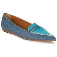 Chaussures Femme Mocassins Castaner KATY Bleu Jean