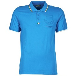 Vêtements Homme Polos manches courtes Kappa OMER Bleu