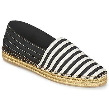 Chaussures Femme Espadrilles Marc Jacobs SIENNA Noir / Blanc