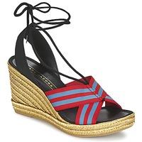 Chaussures Femme Sandales et Nu-pieds Marc Jacobs DANI Bleu / Rouge