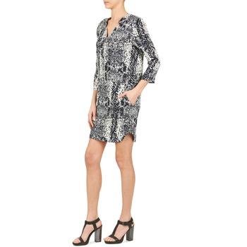 Stella Femme Robes Forest Ederi MarineBlanc Vêtements Courtes OXPiuZTk