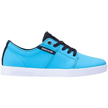 Chaussures de Skate Supra STACKS 2 TURQUOISE