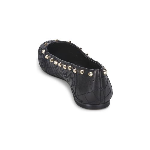 BallerinesBabies Noir Femme Versace Dsl787c Or Y7yfIbg6v