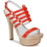 Chaussures Femme Sandales et Nu-pieds Versace DSL943T Rouge