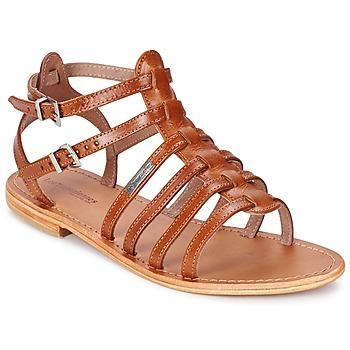 Sandale Les Tropéziennes par M Belarbi HIC Tan 350x350
