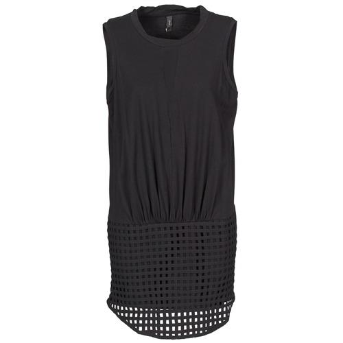Vêtements Femme Robes courtes Yas CUBE Noir