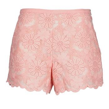 Vêtements Femme Shorts / Bermudas Manoush AFRICAN SHORT Corail