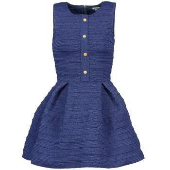 Robes Manoush ELASTIC Bleu 350x350