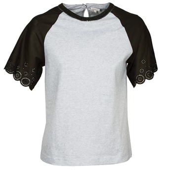 T-shirts & Polos Manoush FANCY Gris / Noir 350x350