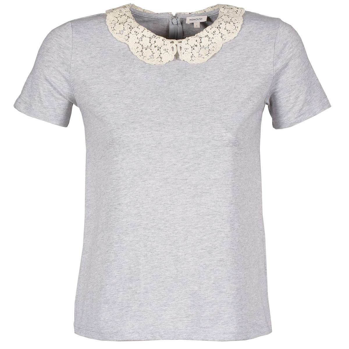 Manoush T-SHIRT Gris