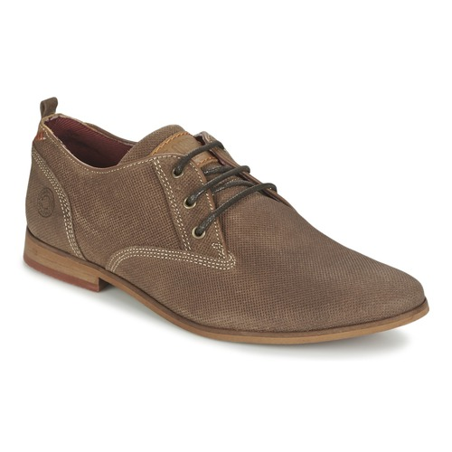 Chaussures Homme Derbies Bullboxer EDUNIALE Taupe