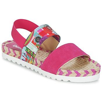 Sandale Desigual FORMENTERA Rose 350x350