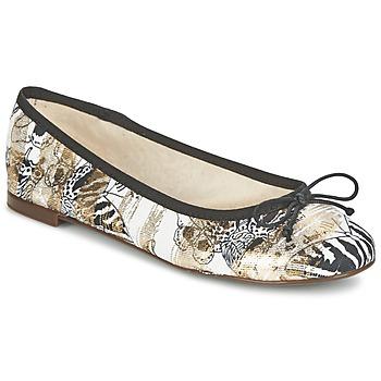Chaussures Femme Ballerines / babies Desigual MISSIA Marron