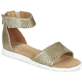 Chaussures Fille Sandales et Nu-pieds Bullboxer BLINETTE Doré