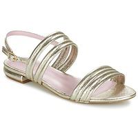 Chaussures Femme Sandales et Nu-pieds Mellow Yellow VEO Doré