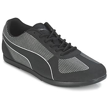 Chaussures Femme Baskets basses Puma MODERN SOLEIL Noir