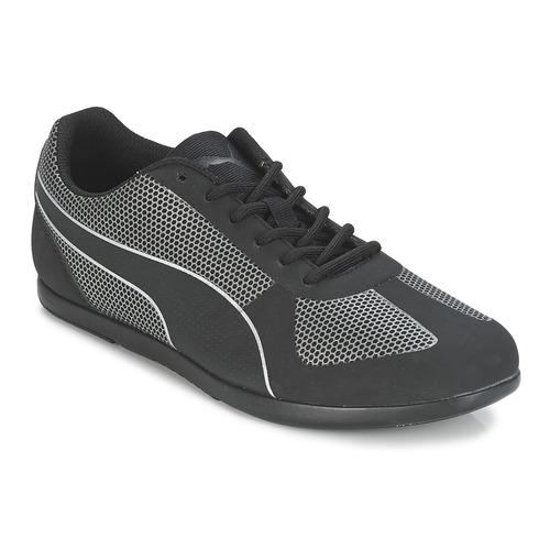 cc2fe43bdfd47 Puma MODERN SOLEIL Noir - Chaussures Baskets basses Femme 33