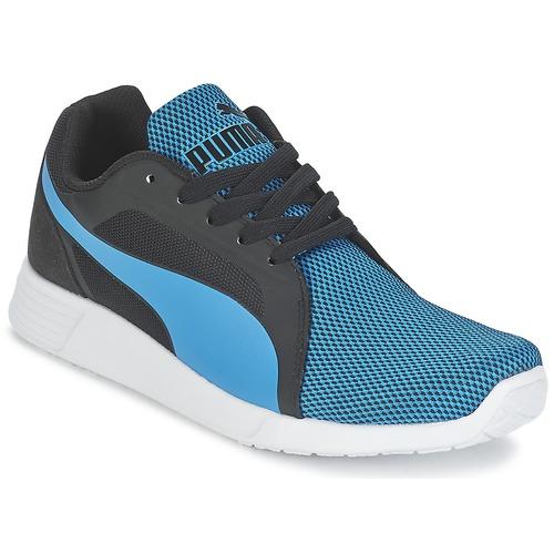 Puma St Trainer Evo Tech Noir - Chaussures Baskets basses Homme