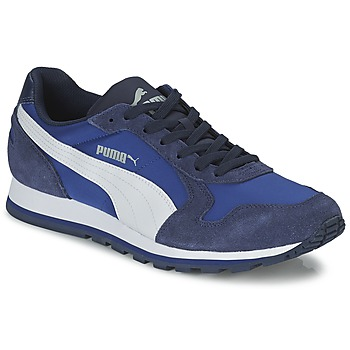 Chaussures Homme Baskets basses Puma ST RUNNER NL Bleu / Blanc