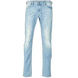 Vêtements Homme Jeans slim Diesel THAVAR Bleu 0849E