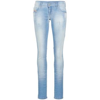 Vêtements Femme Jeans slim Diesel GRUPEE Bleu 01