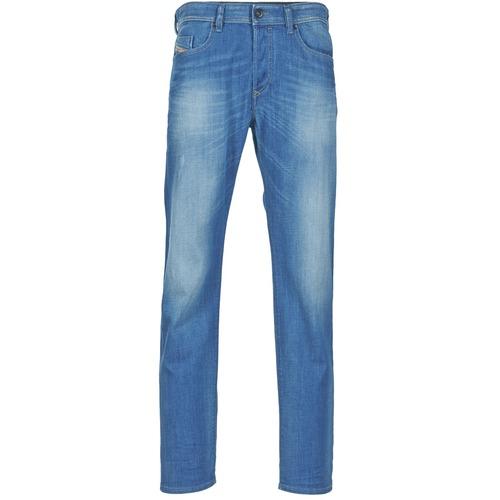 Vêtements Homme Jeans droit Diesel BUSTER Bleu 850J